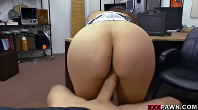 Money, Danger, Sophie leone, Latina doggy fucking brunette, Latina doggy, Facials