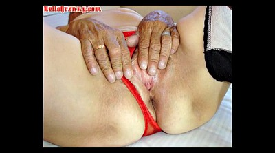 Hairy granny, Picture