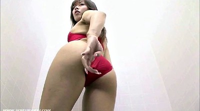 Fitness, Japanese pov, Room, Beauty japanese, Voyeur room, Expose