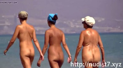 Beach, Spy, Nude beach, Spy cam, Gay beach