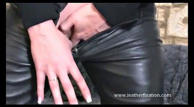 Pants, Leather pants, Leather