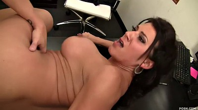 Boss, Hot boss, Milf squirt, Surprised
