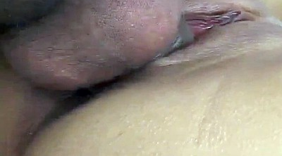 Double blowjob, Asian creampie