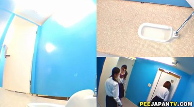 Toilet, Hidden, School, Peeing, Japanese school, Pissing