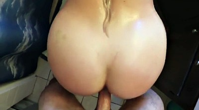 Spy, Spying, Mom shower, Big tits mom