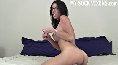 Socks, Sock, Socking, Knee, Cum socks