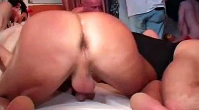Wife share, Wife gangbang
