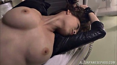 Pussy licking, Leather