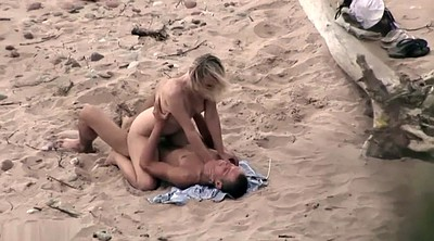 Couple, Beach sex