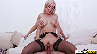 Brandi love, Caught mom