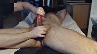 Edging, Edging handjob, Milking, Gay edging