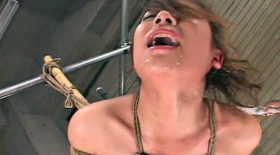 Nipple, Rope, Nipple fucking, Japanese toyed, Japanese bondage, Asian bondage