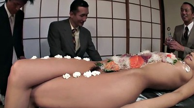 Gangbang, Japanese foot
