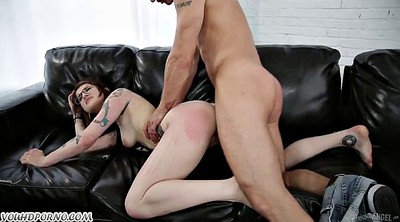Anal, Anal casting, Punk, Casting anal