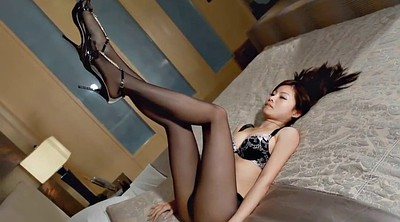 Nylon, Foot nylon, Asian nylon