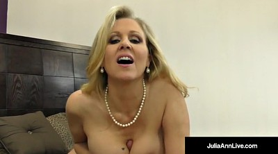 Julia ann, Bed, Ann julia