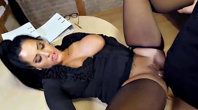 Secretary, German big tits