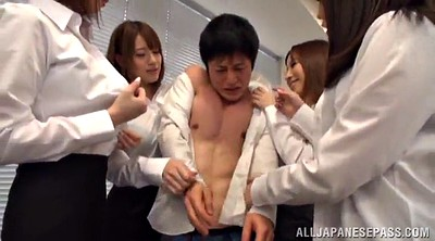 Asian handjob, Asian group
