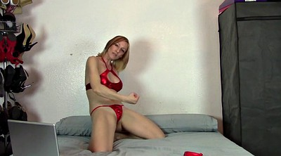 Orgasm, Dirty talk, Granny masturbation
