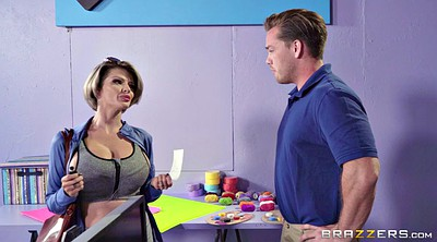Flashing, Joslyn james, Huge tits