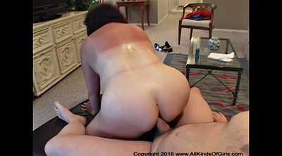 Granny anal, Bbw anal, Abused, Abuse