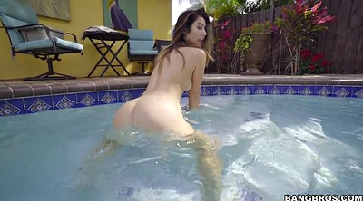 Eva, Pool, Camera, Asian ass, Working, Jump