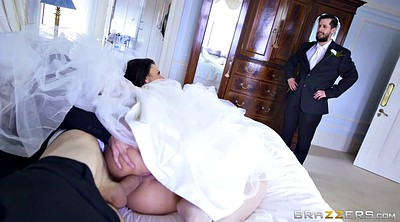 Cheat, Bride, Simony, Brazzers anal, Bride anal