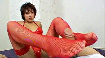 Footjob, Foot, Asian foot, Asian footjob