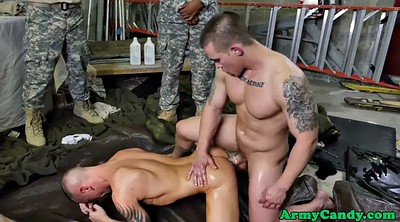 Group, Wrestling, Fight, Wrestle, Military, Gay muscle