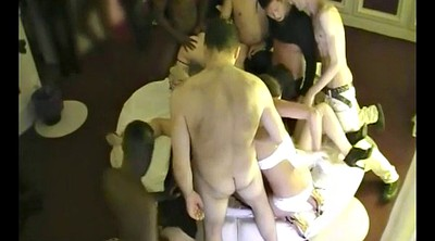 Bull, Swinger party