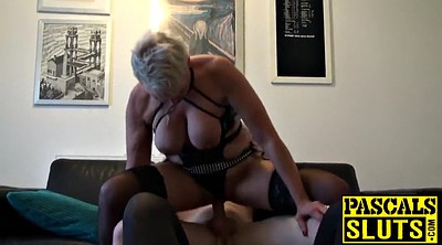 Mature anal, Short hair, Mature bdsm