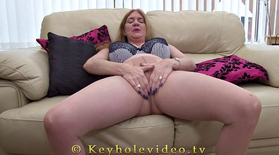 June, British milf