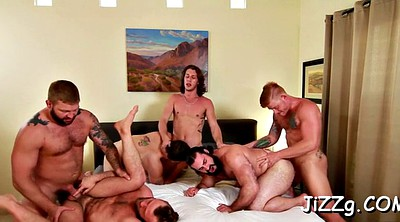 Orgy anal, Anal party
