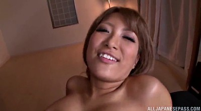 Double penetration, Asian double, Japanese big tit