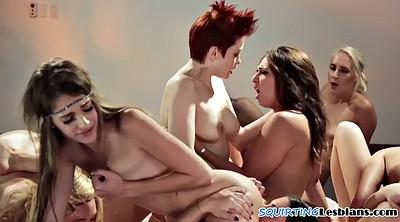 Couple, Lesbians squirt, Lesbian group, Pussy squirt, Lesbians squirting, Lesbian orgy