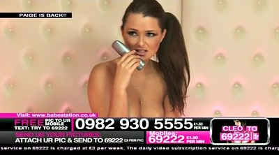 Striptease, Tyler, Babestation