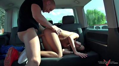 Ebony, Car, Czech taxi
