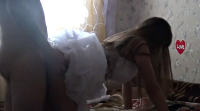 Bride, Wife creampie
