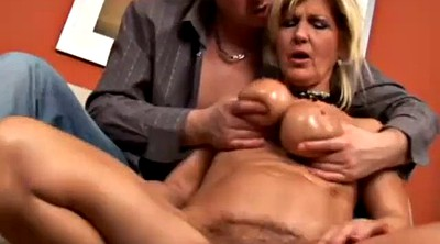 Matures, Hairy blonde