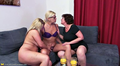 Mother, Granny lesbian, Old mature, Mother fuck, Mother daughter