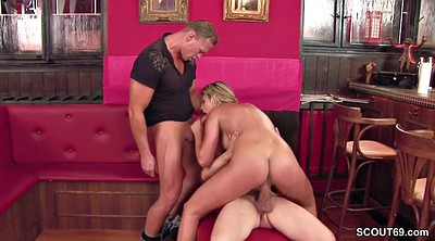 Casting anal, Anal casting, Dp anal, Threesome casting, Casting double