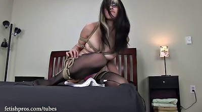 Forced, Force, Rope, Forcing, Bondage orgasm
