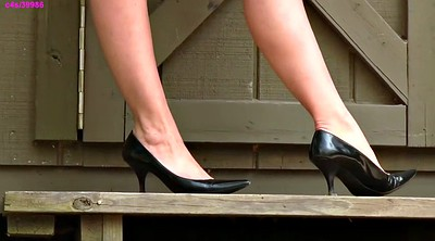 High heels, High, Shoeplay