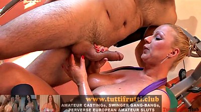 Anal casting, Anal hot