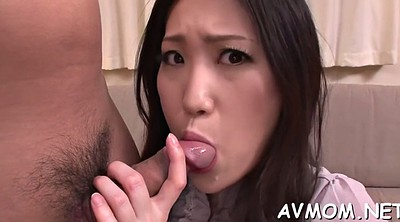 Milf, Japanese mature, Asian mature, Japanese blowjob