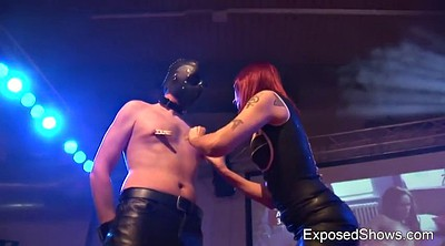 Group, Sexy lingerie, Leather, Group sex, Bdsm sex