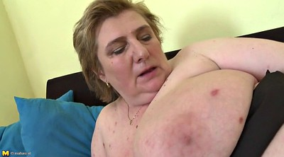 Mature mom, Hairy mom, Big tit mom, Very hairy