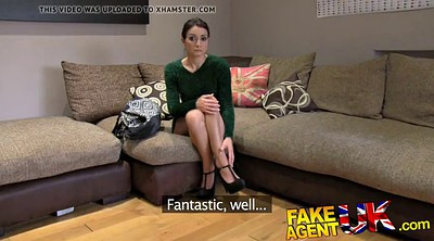 Italian, Fake agent, Casting anal, Anal hot
