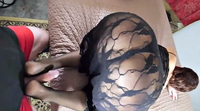 Mommy, Nylon, Nylon feet, Nylon footjob