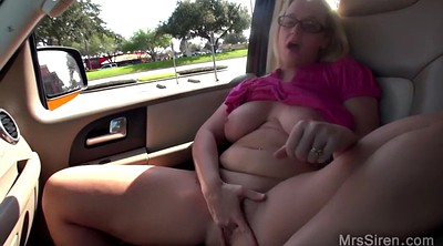 Squirting, Dee, Dee siren, Car masturbation